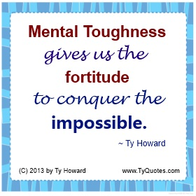 Mental Toughness Quotes - All About Quotes Ideas